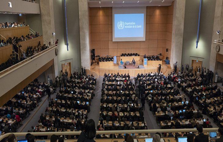 ВОЗ презентовал глобальную программу в области здравоохранения