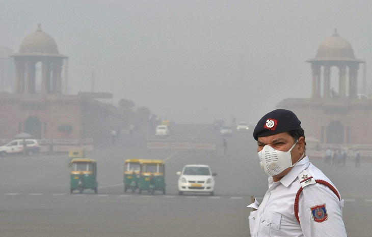 Ученые опубликовали список самых загрязненных городов мира