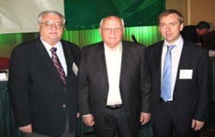 Михаил Горбачев – один из фундаторов экологизации мира