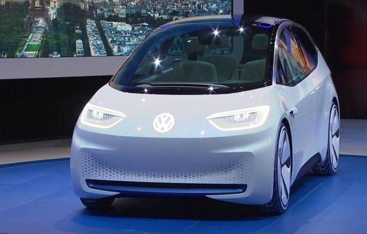 Volkswagen намерен обрушить стоимость электрокаров