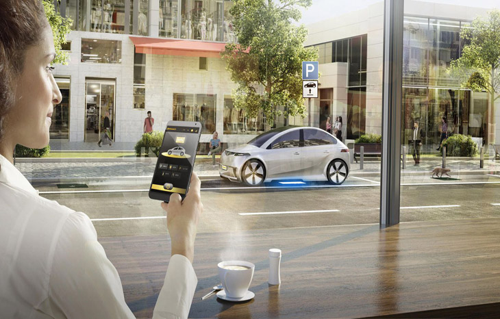 Continental wants to put wireless EV chargers everywhe