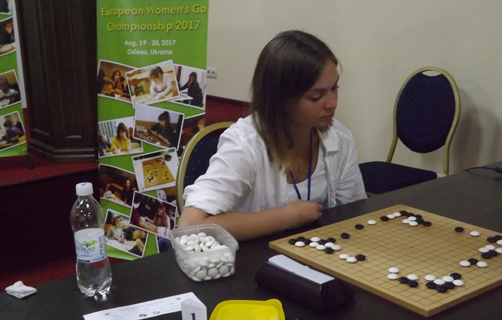 Odesa hosted the European Go Championship