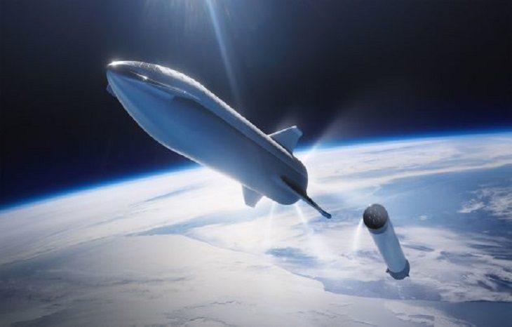 Смарт-мир будущего: к 2030 году люди поменяют самолет на ракету