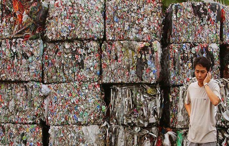 Отходы ставят под вопрос развитие одного из крупнейших городов мира
