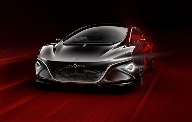 Aston Martin будет выпускать роскошные электрокары