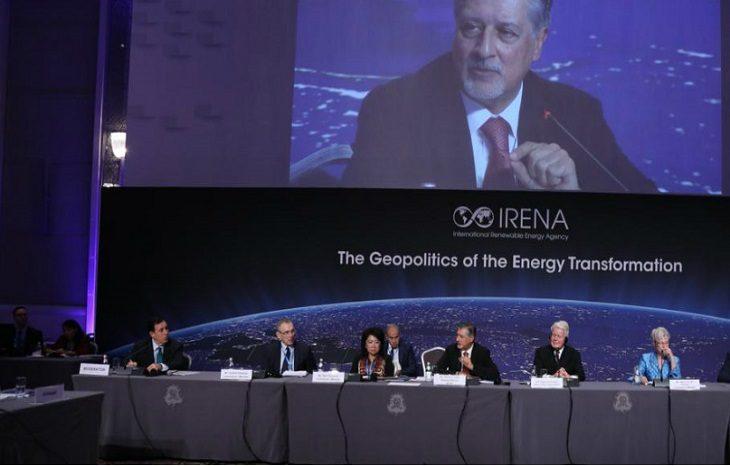 IRENA: будет создана новая геополитическая система на основе возобновляемых источников энергии