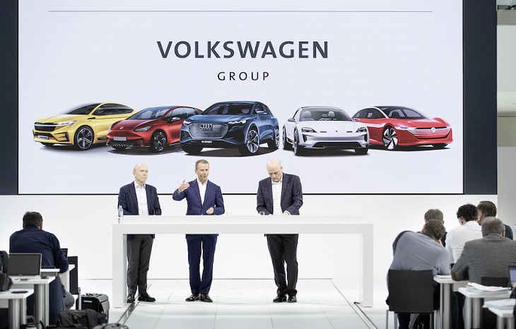 VW aiming for 22 million electric cars by 2030