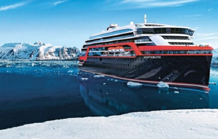 В Норвегии корабли переведут на биогаз из рыбных отходов