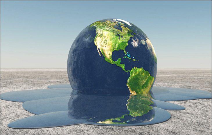 Наша планета сильно перегрета и что угрожает человечеству