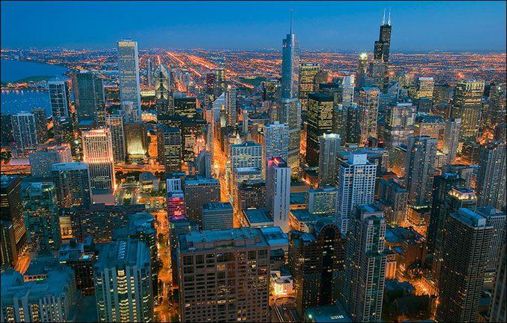 Госучреждения Чикаго перейдут на использование «зеленой» энергии