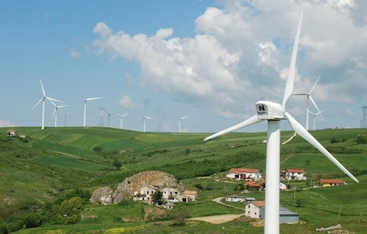 Ветер обогатил евробюджет на €36 млрд