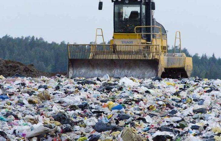Экспорт пластиковых отходов в бедные страны будет прекращен