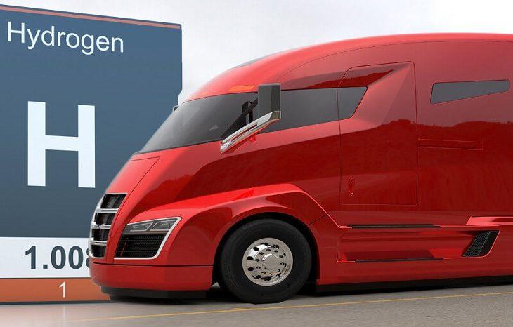 Компания Nikola Motor выпустит водородные грузовики