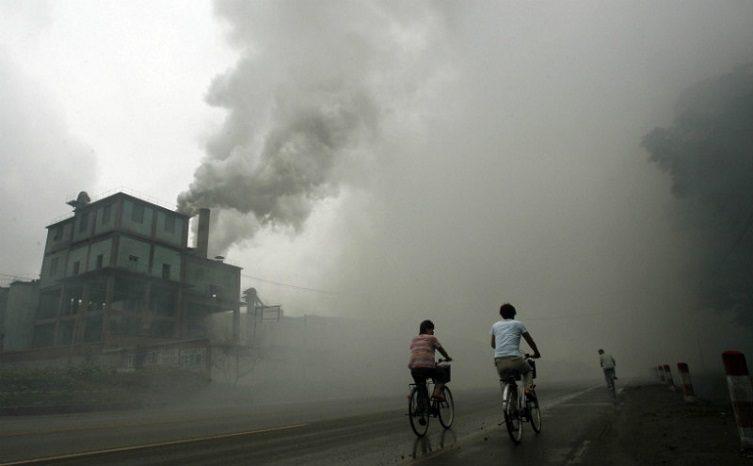 Загрязнение воздуха наночастицами впервые связали с раком мозга