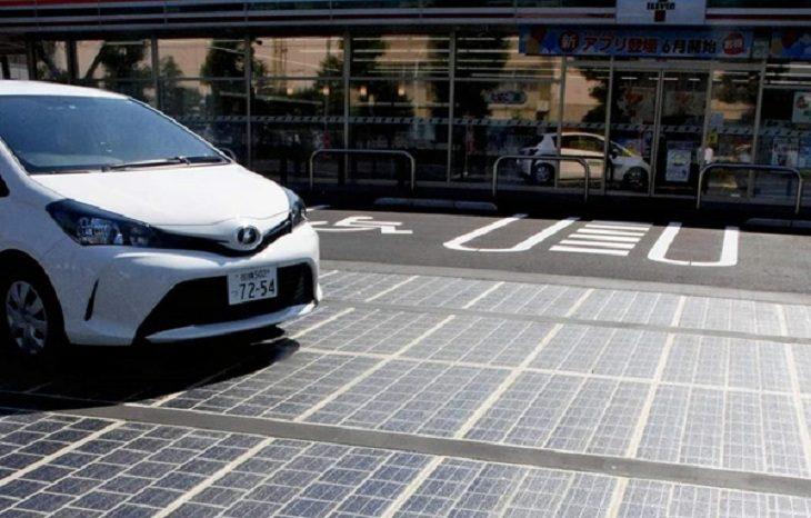 Японию ожидает бум на строительство «солнечных дорог»