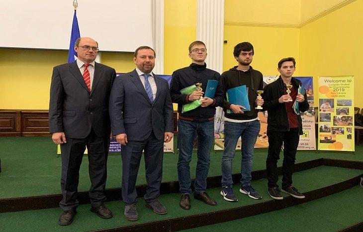 В Киеве состоялся европейский чемпионат Го