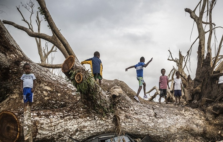 Extreme weather hit 60 million people in 2018, no part of the world spared