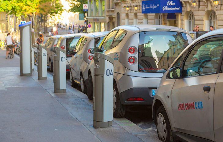 К 2040 году легковые автомобили Британской Колумбии должны иметь нулевые выбросы