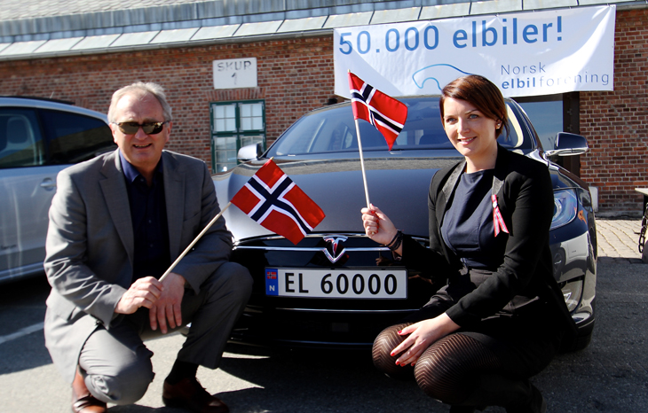 Electromobility in Norway - experiences and opportunities with electric vehicles