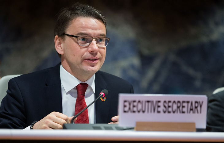 Кристиан Бах: ЕЭК разработала нормы и стандарты, которые помогают государствам добиваться выполнения Целей развития