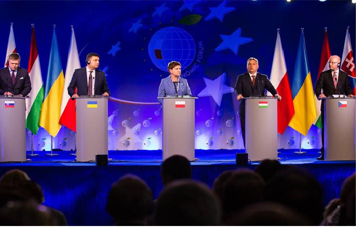 Энергетическая многовекторность Вышеградской группы: есть что выбрать Украине?