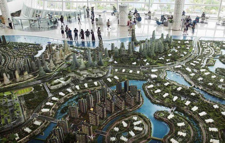 Города будущего: проблемы реализации и перспективы развития