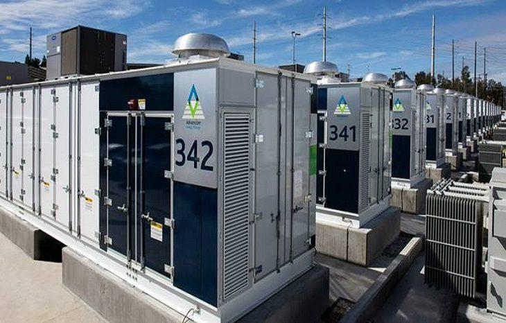 В США покажут уникальную систему хранения энергии