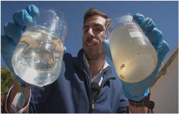 Создан материал, очищающий воду с помощью солнечного света