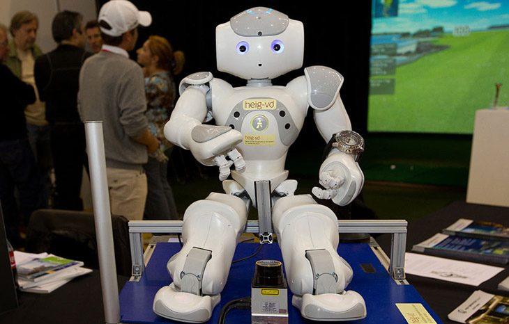 Половина рабочих мест Британии достанутся роботам