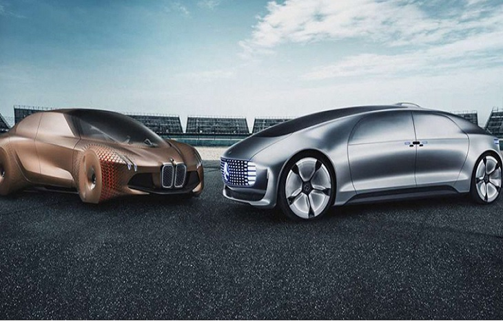 BMW и Daimler объединят усилия для создания смарткаров