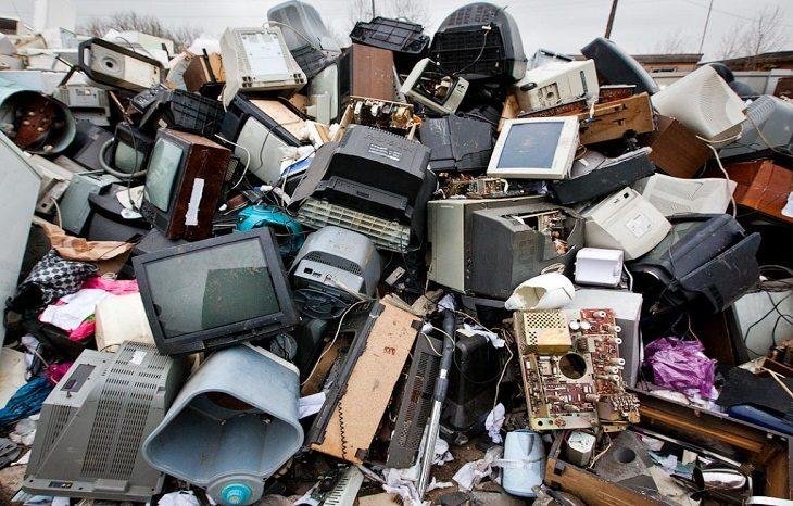 Электронный мусор может стать глобальным риском для человечества