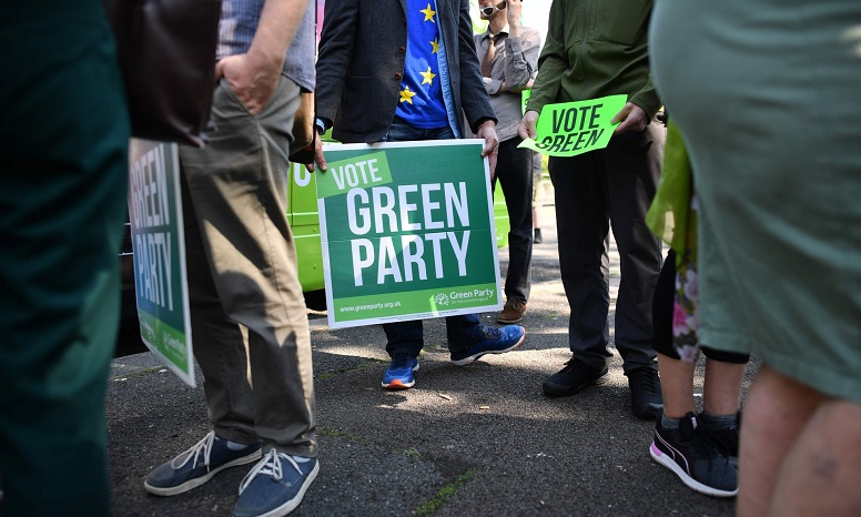 Europe's Greens ready to be kingmakers in EU elections