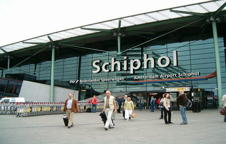 Аэропорты Нидерландов перейдут на энергию ветра