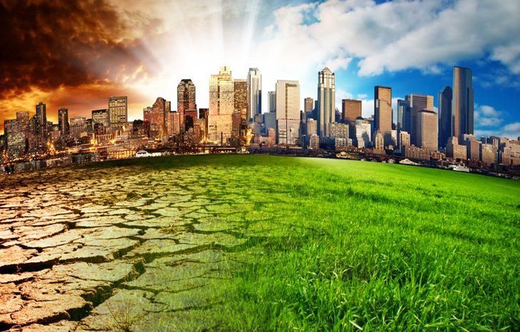 Глобальное потепление – ядерная бомба замедленного действия