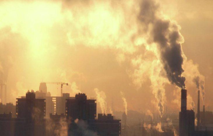Украина в ТОП-5 стран по смертности от грязного воздуха