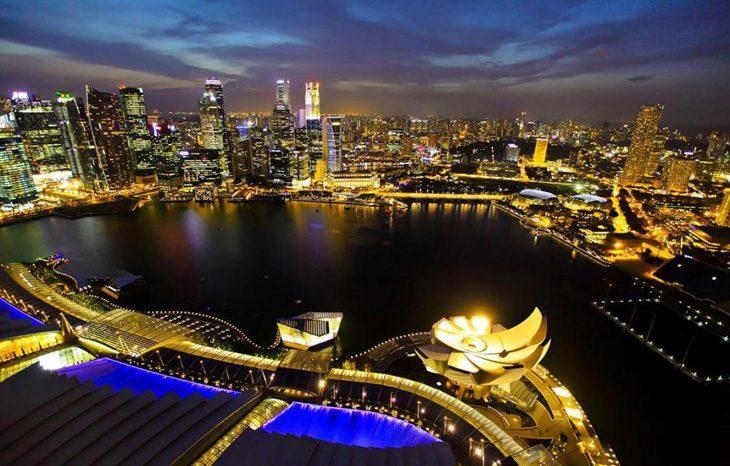 Сингапур стал самым дорогим городом мира
