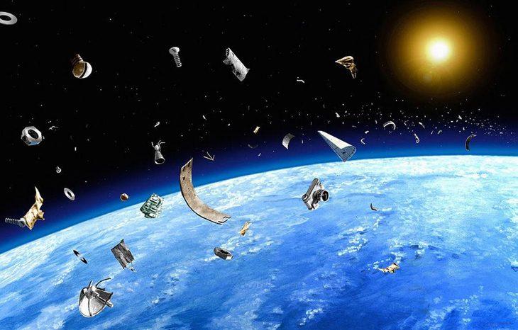 Космический мусор и как с ним бороться