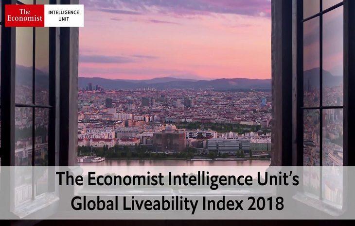 Составлен рейтинг самых комфортных городов мира
