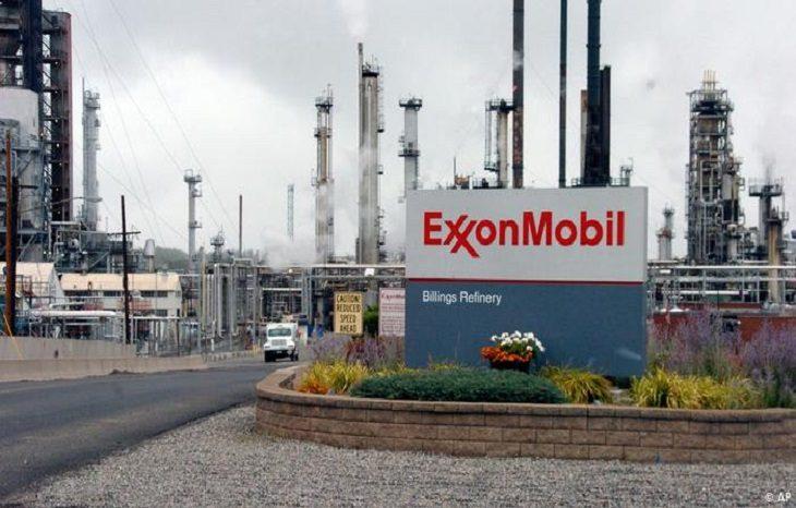 В Exxon предупреждали о высоком уровне СО2 еще в 1982 в году