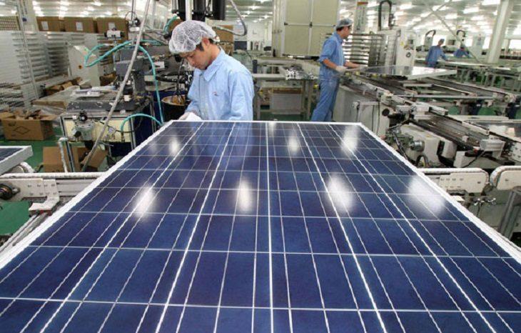 В Китае побили рекорд эффективности солнечных панелей