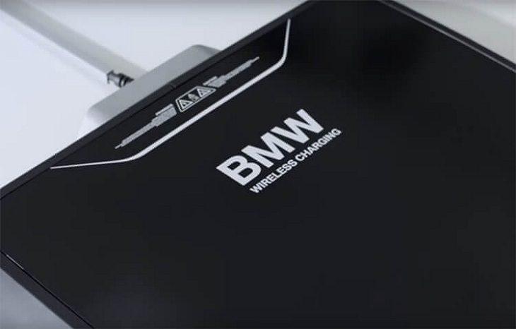 В BMW анонсировали выпуск летом беспроводной зарядки для электрокаров