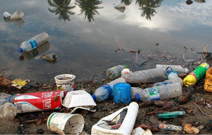 Пластик представляет двойную угрозу: окружающей среде и климату Земли