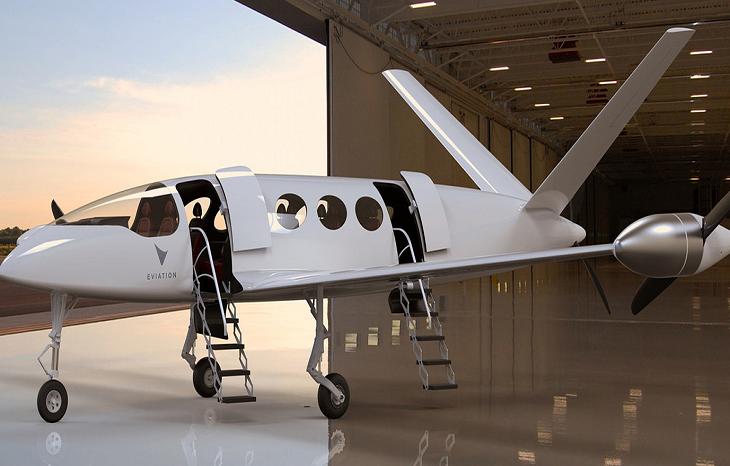 Летающее такси: презентован электросамолет с запасом хода 965 км