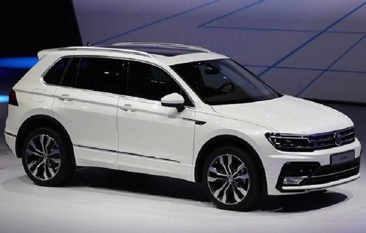 VW recalls 700,000 Tiguan and Touran worldwide