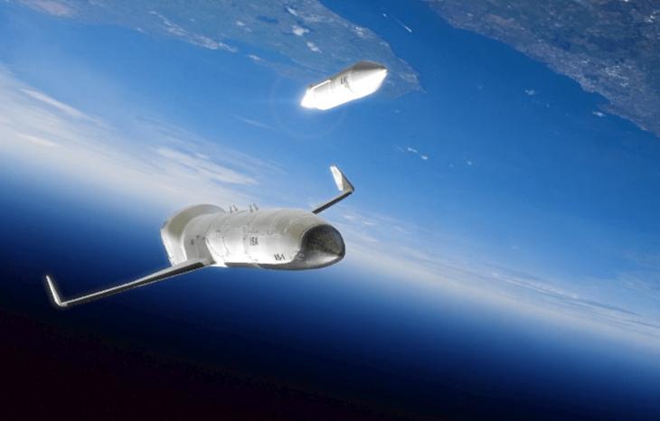 Космическое будущее: дроны и гиперзвуковое оружие