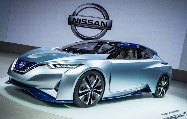 Nissan будет продавать более миллиона электромобилей к 2020 году