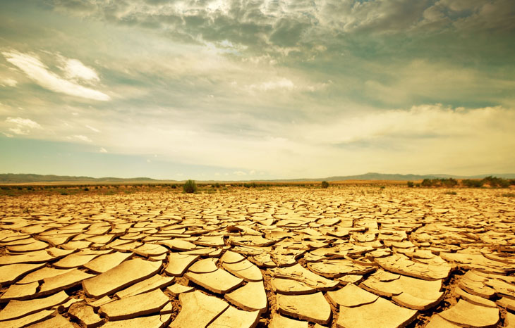 Пустыни наступают
