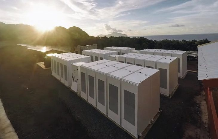 The island of Samoa is going 100% renewable – with Tesla's help