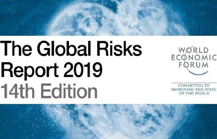 Опубликован доклад «Глобальные риски 2019»