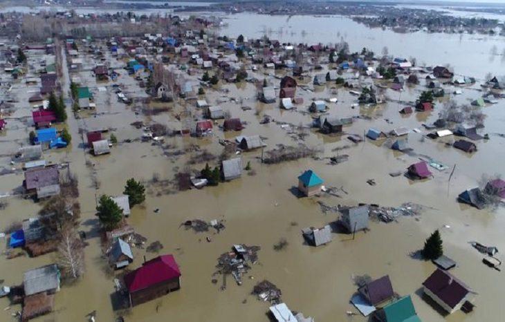 Мировой ущерб от природных катаклизмов ученые оценили в $320 млрд